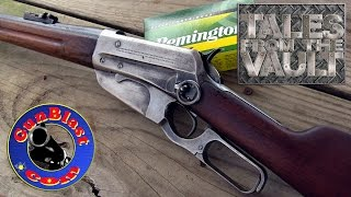 getlinkyoutube.com-Tales from the Vault, Part 1: The Winchester Model 1895 - Gunblast.com