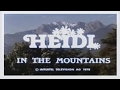Heidi   1978 Opening theme