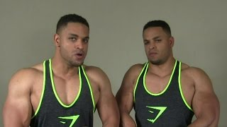 getlinkyoutube.com-Dealing With Back Pain @hodgetwins