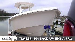 getlinkyoutube.com-How to Back a Boat Trailer Like a Pro