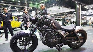 getlinkyoutube.com-Honda rebel 500 Custom H2C