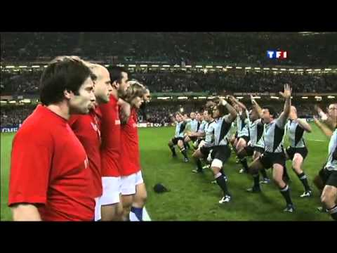 HAKA - New Zealand Vs France
