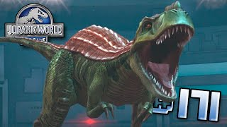 getlinkyoutube.com-Gorgosaurus Arrives!! || Jurassic World - The Game - Ep 171 HD