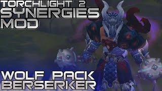 getlinkyoutube.com-Torchlight 2 Berserker Wolf Pack Build