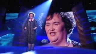 getlinkyoutube.com-Susan Boyle - Memory - Britain's Got Talent 2009 - Semi-Final 1