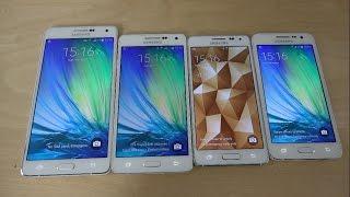 getlinkyoutube.com-Samsung Galaxy A7 vs. A5 vs. Alpha vs. A3 - Benchmark Speed Test