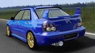 getlinkyoutube.com-Subaru Impreza WRX STi 2006 drive (Links) - Racer: free game
