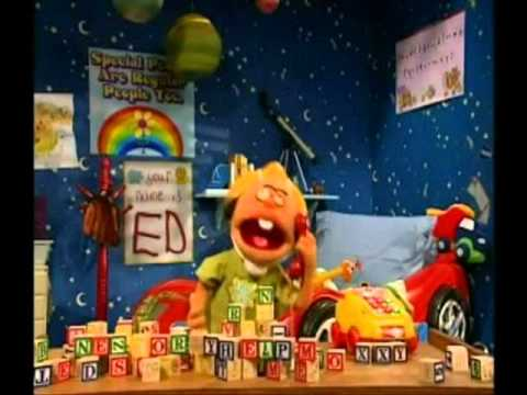 Crank Yankers  Ed Learns His Abc.