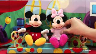 getlinkyoutube.com-Mickey Mouse Clubhouse interactive toys by ChitChat Toys
