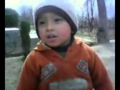 the funny boy  from Gilgit