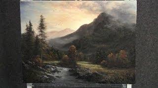 getlinkyoutube.com-Paint with Kevin Hill - Autumn Mountain