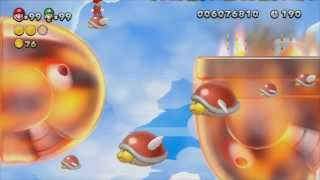 getlinkyoutube.com-Let's Play New Super Mario Bros. U Partie 17 - Les secrets du Royaume Champignon