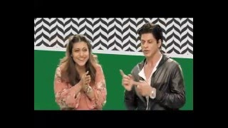 getlinkyoutube.com-Dilwale Special on MIx With SRK & Kajol