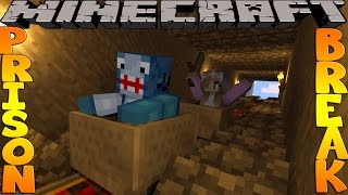 getlinkyoutube.com-Minecraft PRISON BREAK  - LITTLE KELLY SHOTS THE PRISONER!!