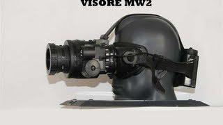 getlinkyoutube.com-Recensione Visore Notturno Modern Warfare 2 - Softair ITA