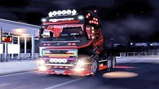getlinkyoutube.com-Volvo FH Mega Tuning ETS2 (Euro Truck Simulator 2)