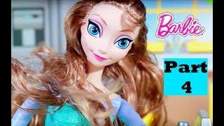 getlinkyoutube.com-Frozen Disney Elsa Melsa Freezes Kristoff EVIL TWIN Play-Doh part 4 Disney Princess Anna Kids Toby