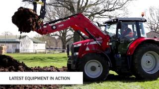 Massey Ferguson - Farm Handling Experience 2015