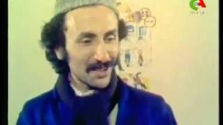 Athmane Aliouet - Portrait d'un comédien.