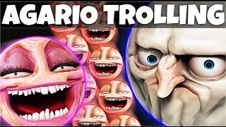 getlinkyoutube.com-AGARIO Funny Moments   Trolling People In Agar.io #10 (Epic Splits, Fails & Tricks)