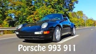 getlinkyoutube.com-Porsche 993 911 Carrera 1995 review