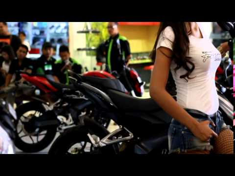 RE LAUNCHING KAWASAKI PULSAR 200NS ARTOS MAGELANG