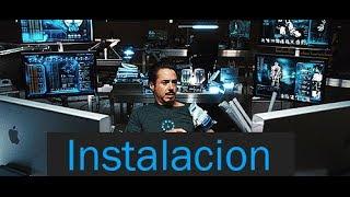 getlinkyoutube.com-Instalacion Sistema Jarvis (Hablar con la PC, Abrir programas con decirlos)