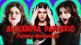 getlinkyoutube.com-Alexandra Daddario - Funny Moments