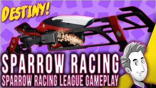 getlinkyoutube.com-Sparrow Racing! | Gameplay Review | Destiny