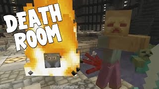 Minecraft Xbox - The Forgotten Vale - The Death Room! [11]