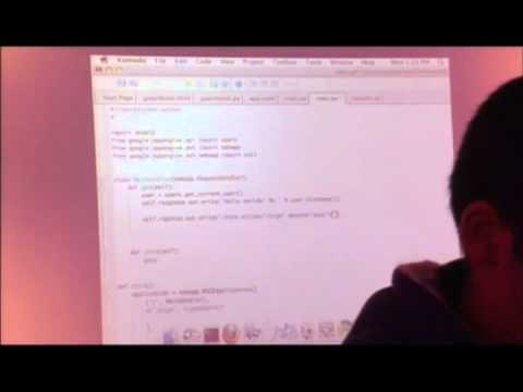 GJordan - Google App Engine and Web Toolkit -2 of 2 -  12Dec2010