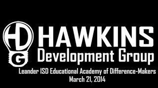 Leander High School's LEAD Conference - March 21, 2014 | HawkDG