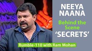 getlinkyoutube.com-Behind the scenes of 'Neeya Naana' talk show - Mohan