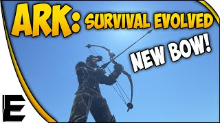 getlinkyoutube.com-ARK Survival Evolved Gameplay ➤ NEW OP COMPOUND BOW & METAL ARROWS! [PvP Bow]