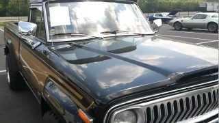 getlinkyoutube.com-1978 Jeep J10 Honcho 4x4 360CI Motor Pick up Truck