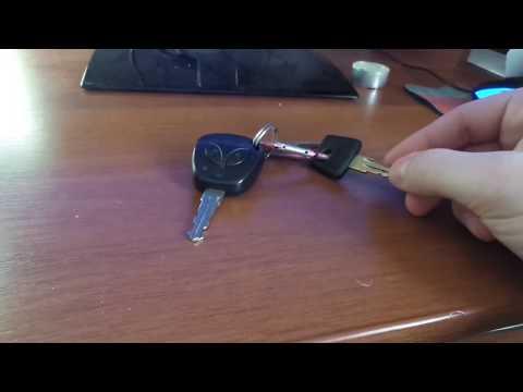Ура! Отключенный Иммобилайзер! Теперь завожу машину с ключа без чипа