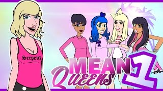 getlinkyoutube.com-Mean Queens - Episode 1| MEET THE POP QUEENS