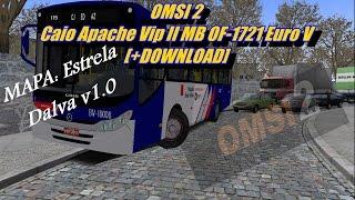 getlinkyoutube.com-OMSI 2 - Caio Apache Vip II MB OF- 1721 Euro V-AR [+DOWNLOAD]