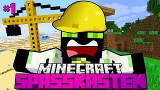 getlinkyoutube.com-UNGEWOLLTER BAUARBEITER?! - Minecraft Spasskasten #01 [Deutsch/HD]