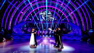 getlinkyoutube.com-Caroline and Pasha's Best Bits – Strictly Come Dancing: It Takes Two 2014 – BBC Two