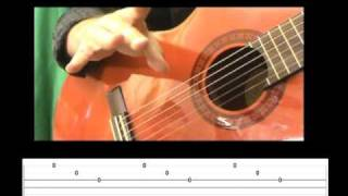 getlinkyoutube.com-ROMANZA Spanish Romance  -  (Guitar Lesson) - How to play