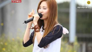 getlinkyoutube.com-111002 SNSD SeoHyun Cut @ Running Man
