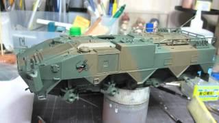 getlinkyoutube.com-戦車プラモつくろう~96式装輪装甲車を作る~