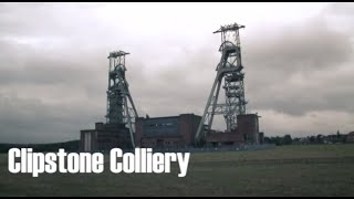 A New Future for Clipstone - Clipstone Colliery