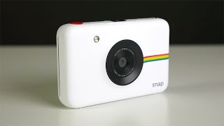 getlinkyoutube.com-Polarioid Snap Instant Digital Camera Unboxing and Review!