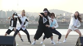 getlinkyoutube.com-150531 디아크 The Ark - EXO CALL ME BABY (반포한강공원 버스킹공연) 직캠 fancam by zam