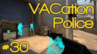 MOST AWARE PLAYER EVER! - VACation Police Episode 30 [CSGO Overwatch]
