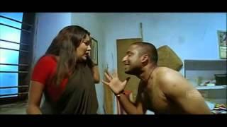 Mallu cute actress Lakshana rape scene from venalmaram exposing her fleshy navel width=