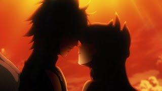 Прошу тебя, только жди... (Аниме клип о любви + Аниме романтика + AMV + Aquarion Evol)