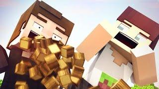 getlinkyoutube.com-Blowing Chunks (Minecraft Animation)